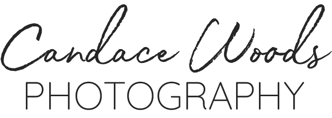 Candace Woods Photography Logo